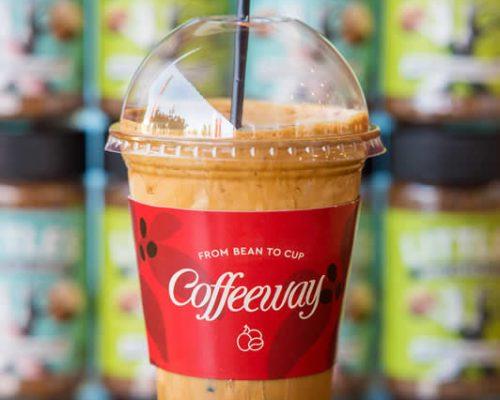 Αρωματικός κρύος στιγμιαίος καφές