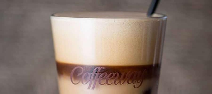 Coffeeway espresso latte