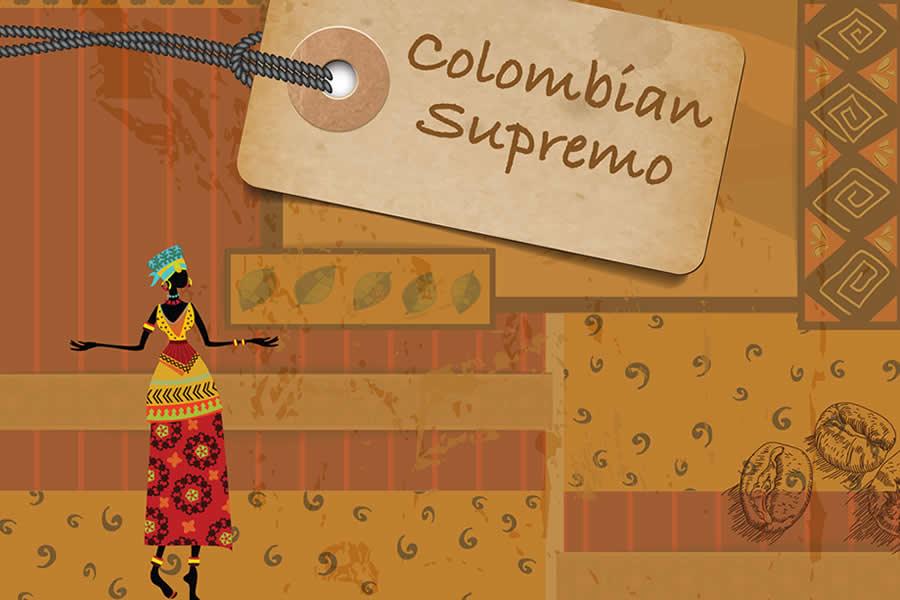 Coffeeway origins | Colombian Supremo