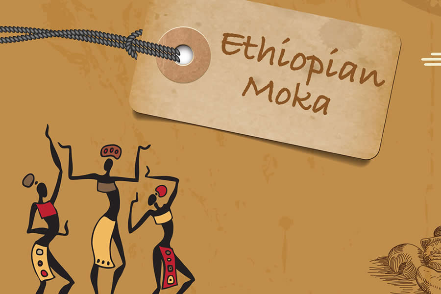 Coffeeway Origins / Ethiopian Moka