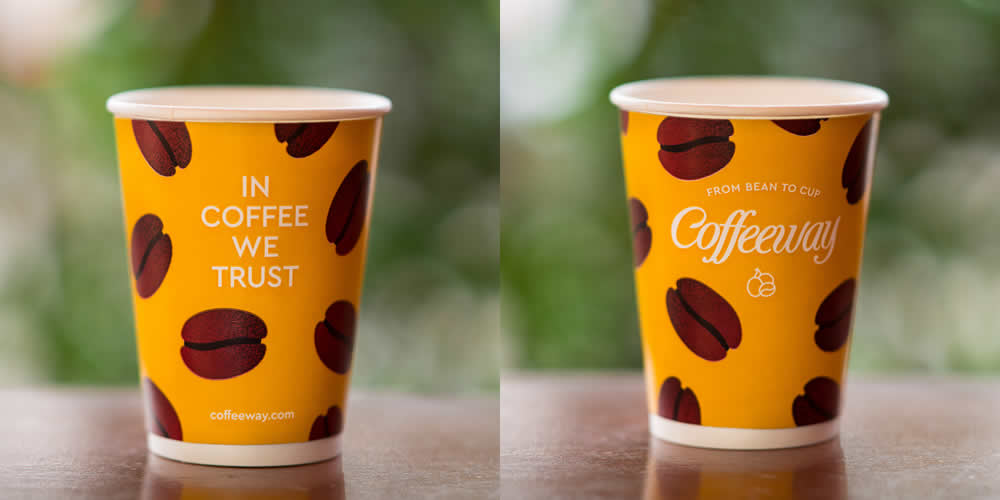 Coffeeway - in coffee we trust!