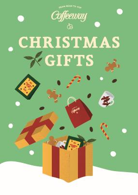 Ετοιμάζουμε τα πιο όμορφα Χριστουγεννιάτικα δώρα για εσένα & τους αγαπημένους σου. Χριστουγεννιάτικα mugs (και όχι μόνο) + νέο Coffeeway mug, Christmas blend σε limited edition, στολισμένα γλυκάκια και ό,τι άλλο φαντάζεσαι για τις Coffeeway γιορτές ! Σε λίγες μέρες σε όλα τα Coffeeway.
