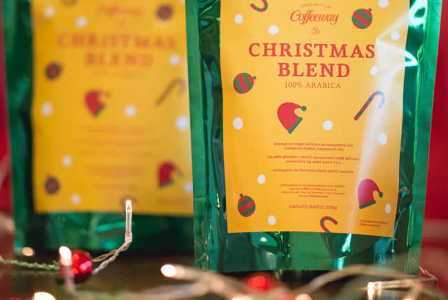 Coffeeway Christmas Blend - Limited Edition