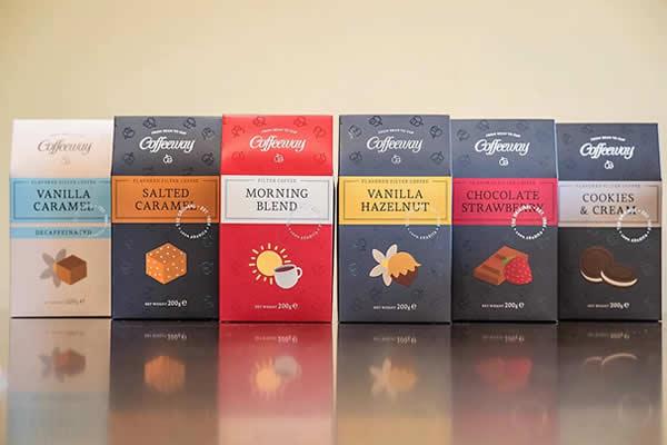 coffeeway αρωματικός καφές φίλτρου