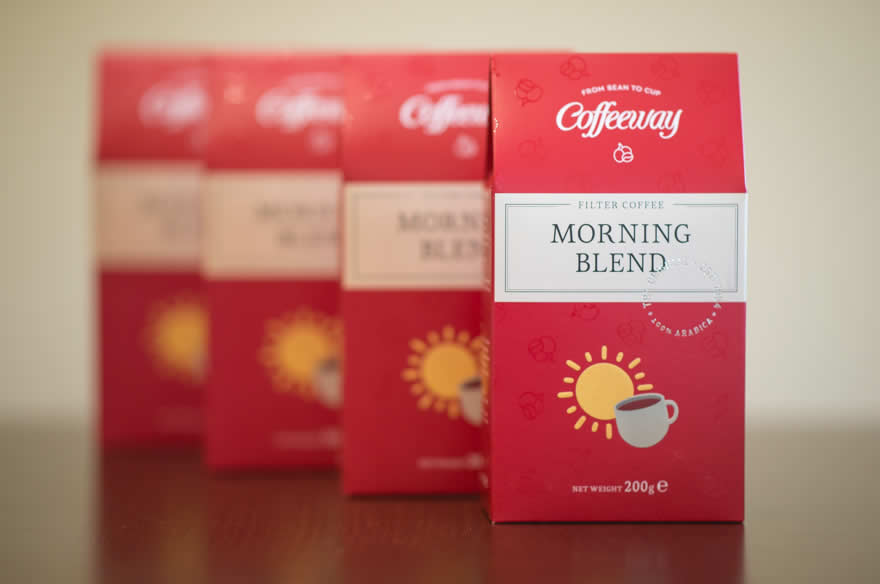 Morning Blend Coffeeway