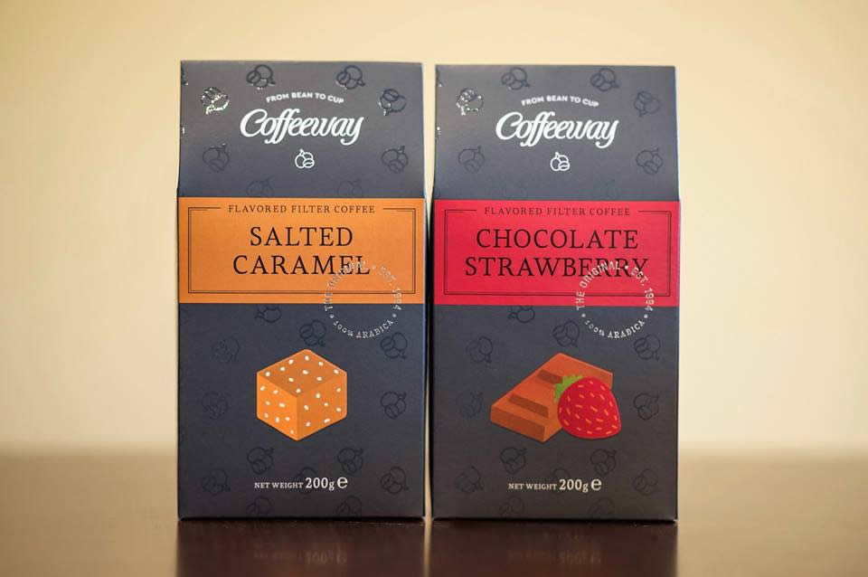 Coffeeway Flavored Filter Coffee