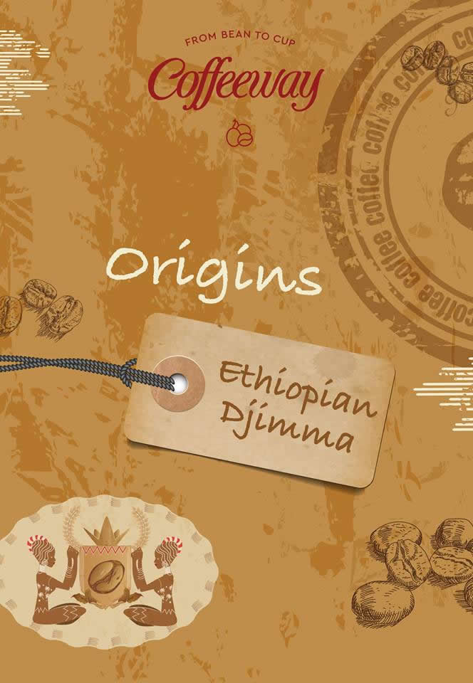 Coffeeway origins | Ethiopian Djimma