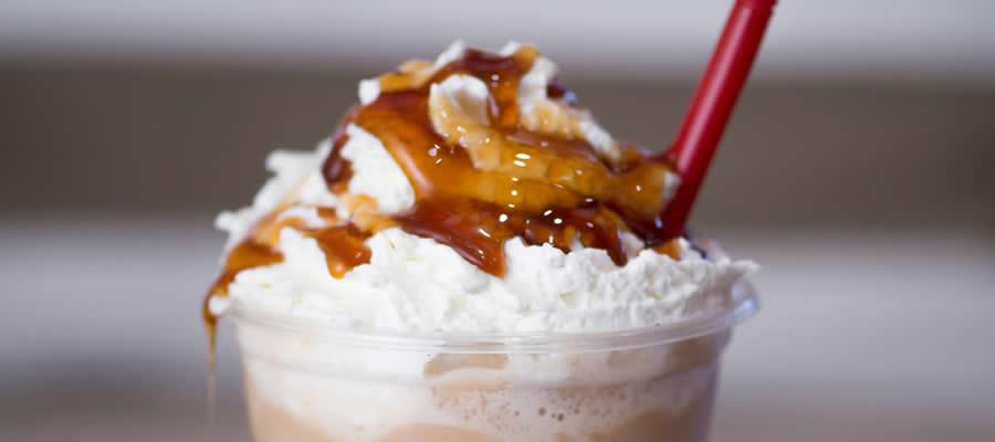 Caramel temptation!