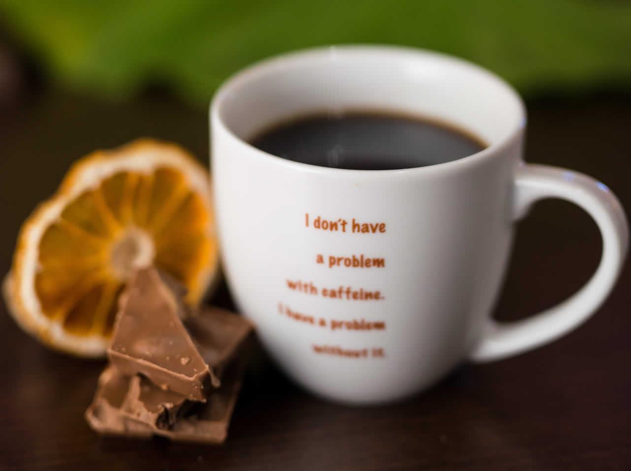 Αρωματικός καφές φίλτρου Σοκολάτα-Πορτοκάλι!