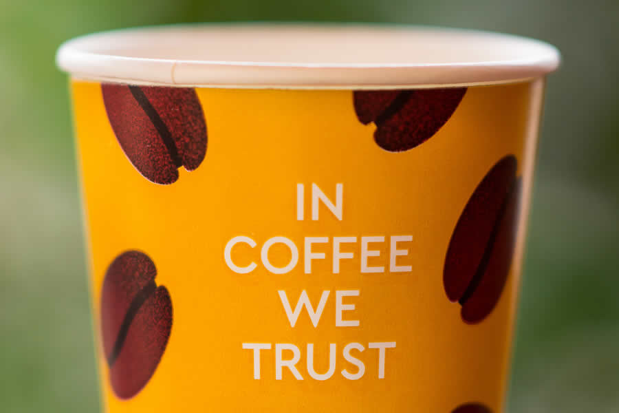 Coffeeway - in coffee we trust!