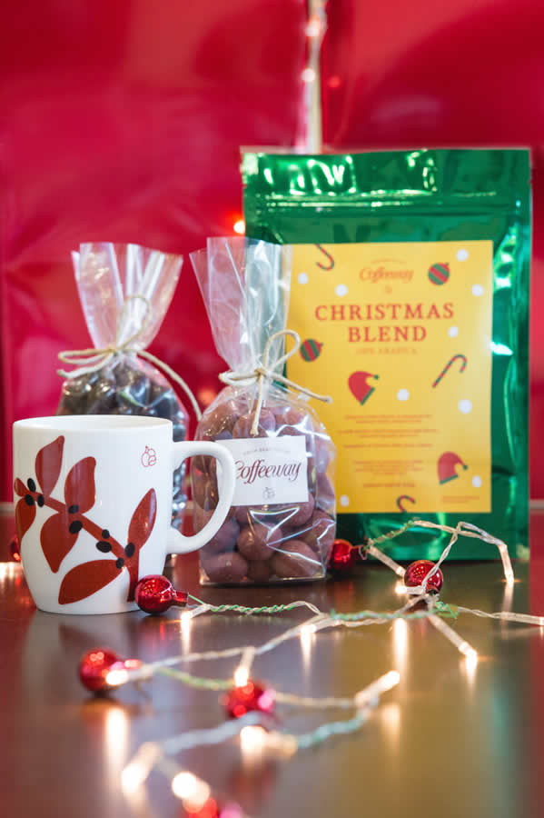 coffeeway, christmas gifts