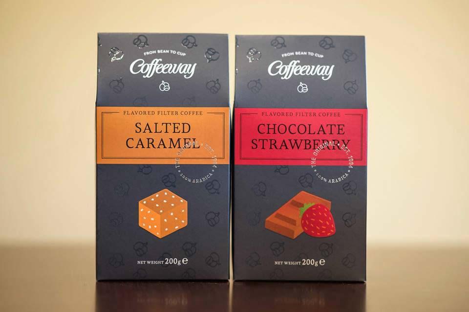 Coffeeway FlavoredFilter Coffee