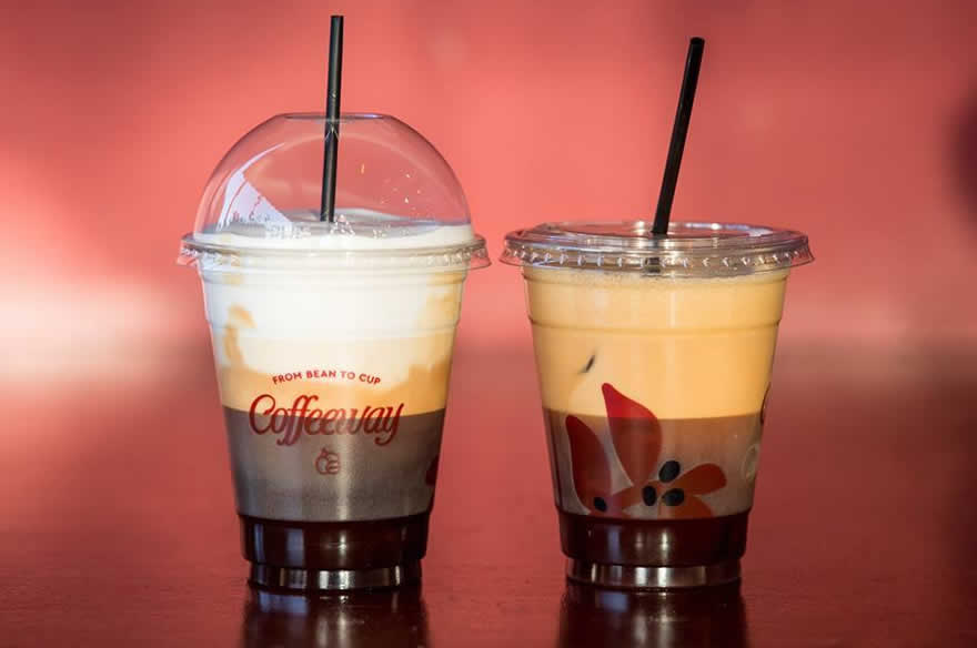 Coffeeway FlavoredEspresso