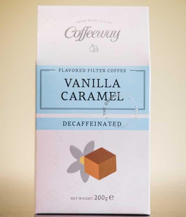 vanilla caramel
