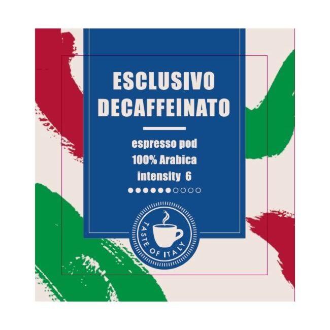 Coffeeway Esclusivo Decaffeinato