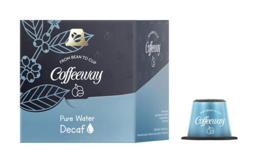 Pure water Decaf with capsule