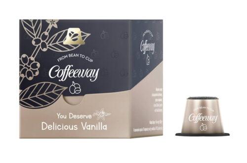Vanilla with capsule