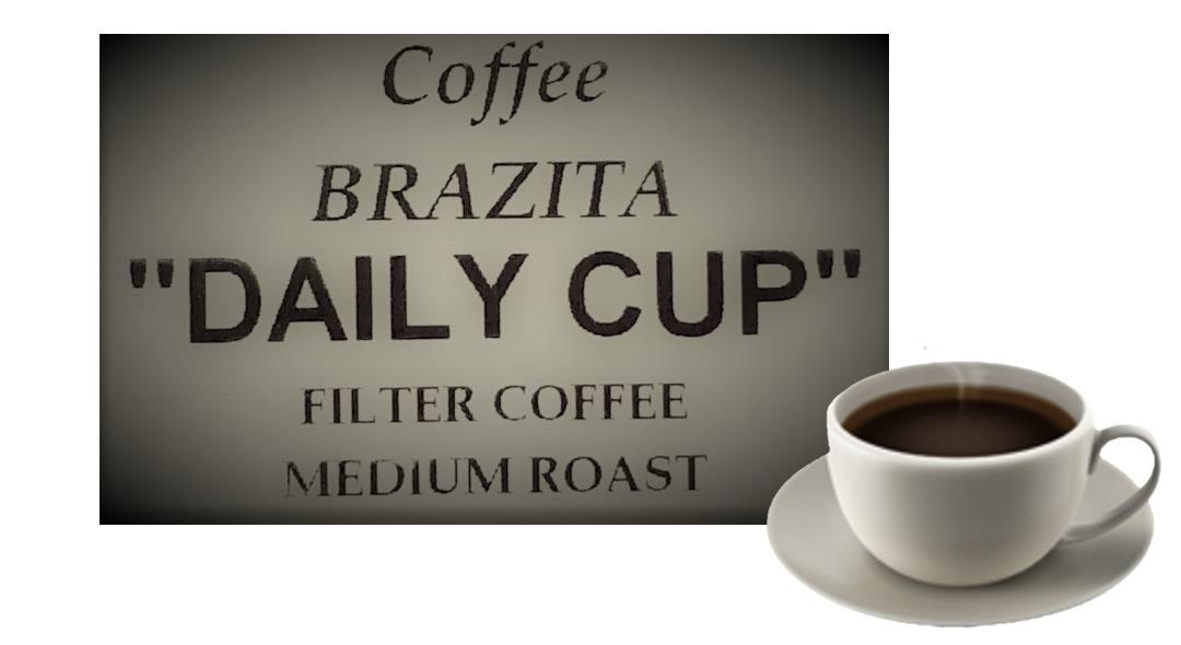 Καφές φίλτρου Daily Cup