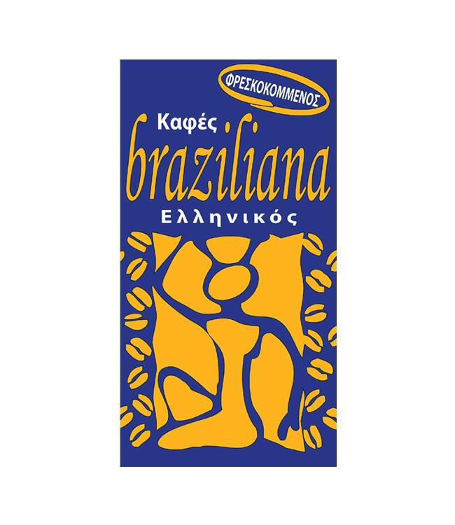 Ελληνικός καφές Braziliana