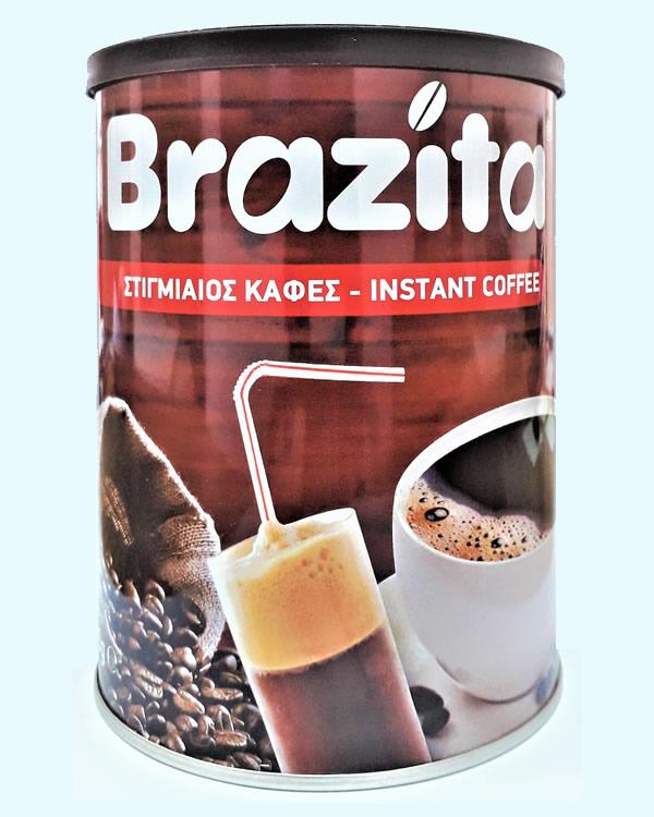 Στιγμιαίος καφές Brazita 200gr