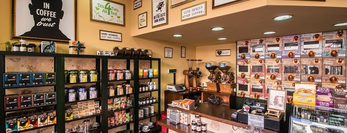 Coffeeway stores