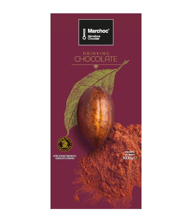 Marchoc Σοκολάτα Thick Ρόφημα σοκολάτας
