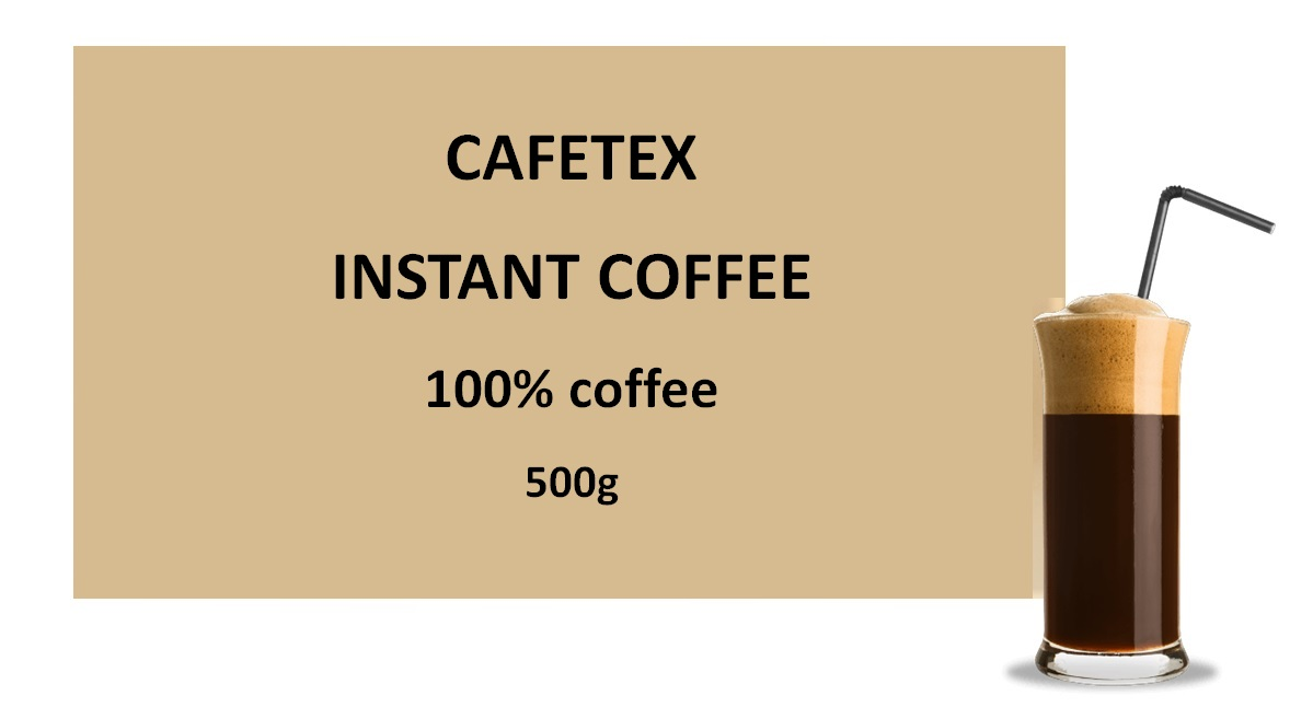 Cafetex Instant coffee