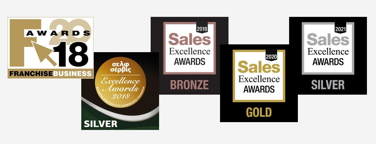 Awards - Distinctions